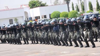 Mobile policemen