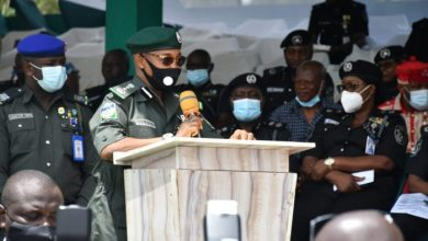 IGP Usman launches Operation Restore Peace