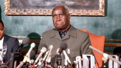 Kenneth Kaunda (Getty Images)