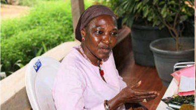 Mrs Ajoke Mohammed