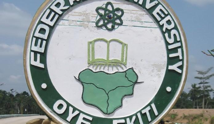 Federal University, Oye Ekiti, logo