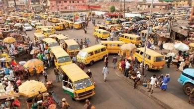 A representation of the Nigerian economy