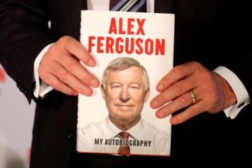 Alex Ferguson Autobiography