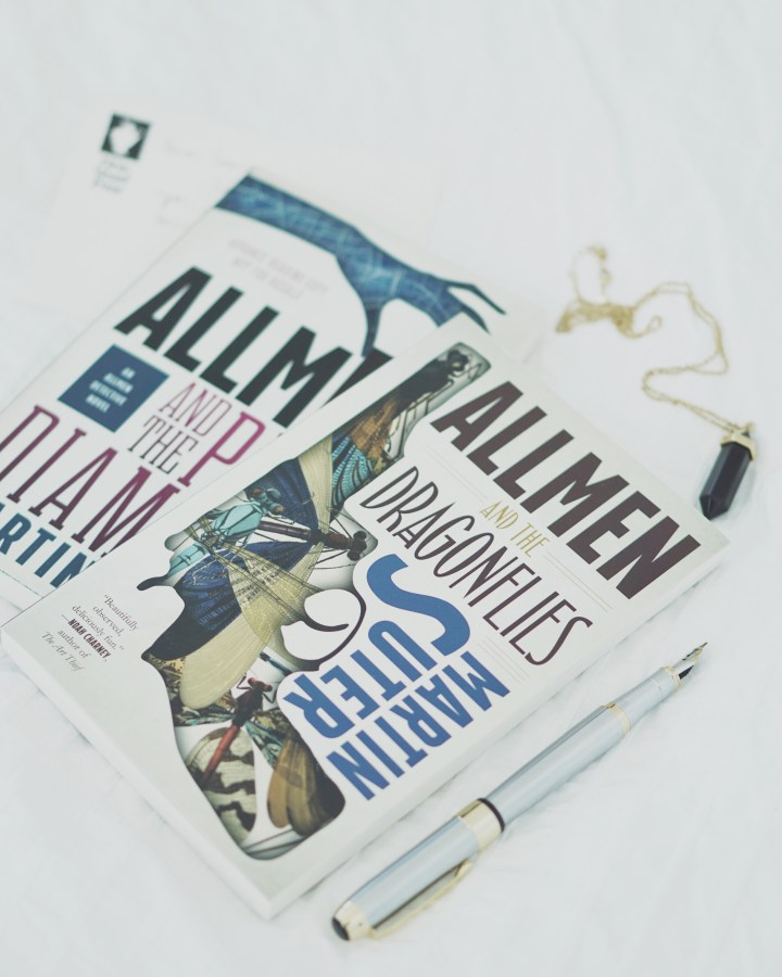 REVIEW: Allmen and the Dragonflies by Martin Suter (Allmen Detective #1)