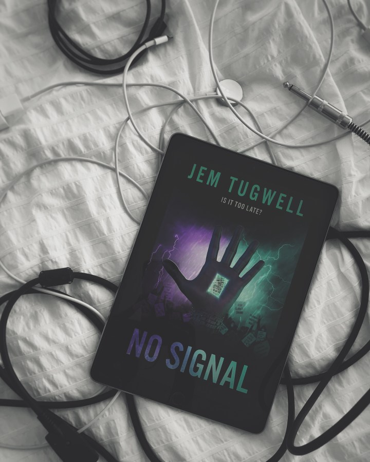 REVIEW: No Signal by Jem Tugwell (iMe #2)