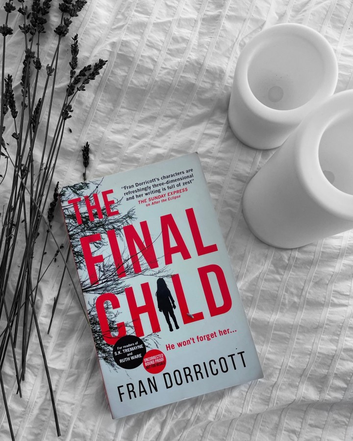 REVIEW: The Final Child by Fran Dorricott