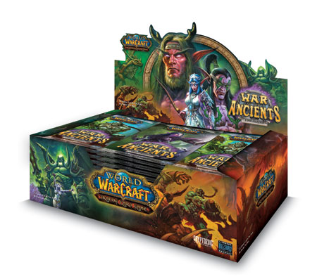 WoW TCG Sneak Peak - Timewalkers: War of the Ancients (1/6)