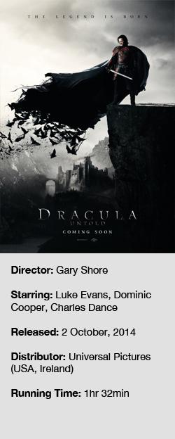 Dracula Untold (2014) - The Critical Reel