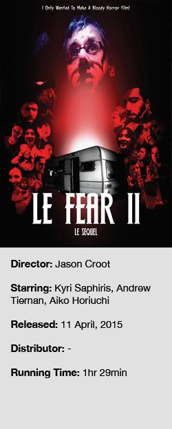 Le Fear II Poster