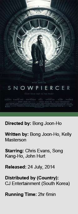 Snowpiercer P