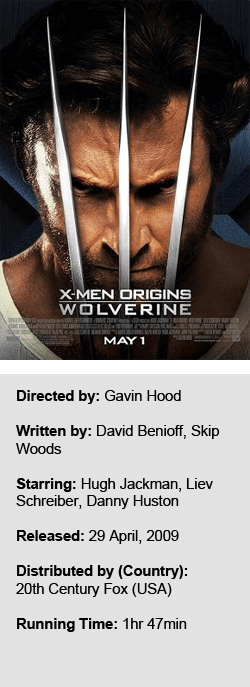 Origins Wolverine P