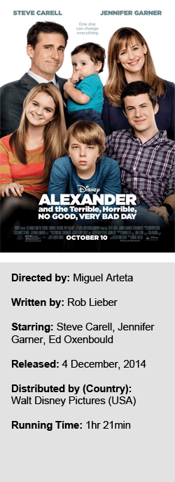 Alexander And The Day P
