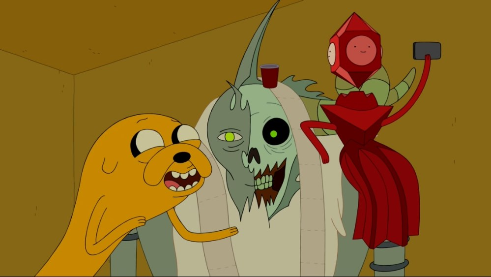 Adventure Time Review: Season 6 Episode 1-2 (Wake Up and Escape from the Citadel) (1/3)