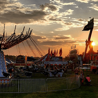 Bedford County Fair Rolls into Town