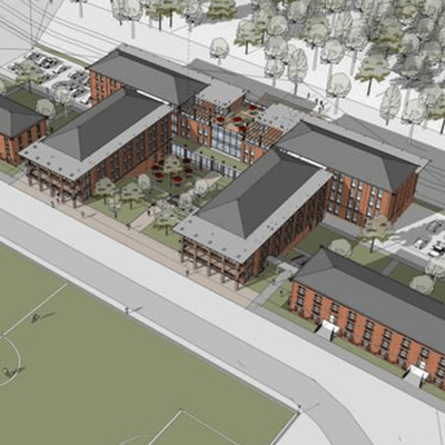 New Dorms for 2019
