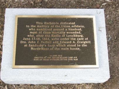 Sandusky Marker for Wounded Union Troops .JPG.opt405x303o0,0s405x303
