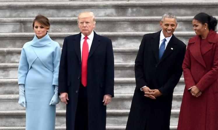 The Trumps and Obamas. Retrieved from elite daily.com.