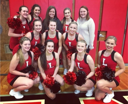 Sports Issue - Cheer Picture