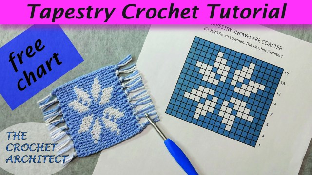 10 Tapestry Crochet