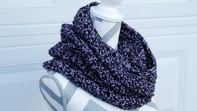 Crochet Hooded Cowl Pattern