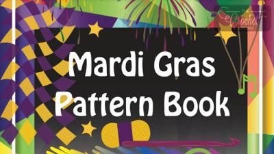 Free Crochet Cruise Mardi Gras Pattern Book