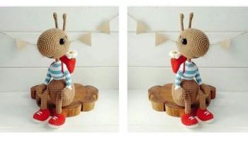 Beautiful Skills - Crochet Knitting Quilting : Amigurumi Sweet Dog ... | 200x350