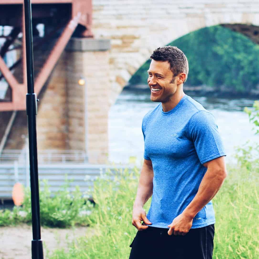 JC Cross, fitness specialist and ACE certified personal trainer in Minneapolis