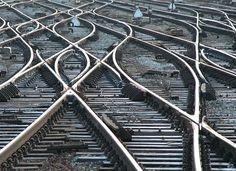Railway switches