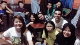 Overnight at Mar's place