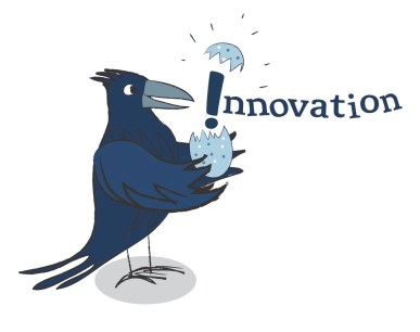 innovation-crow