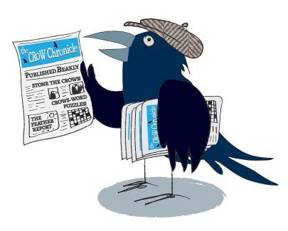 chronicle-crow