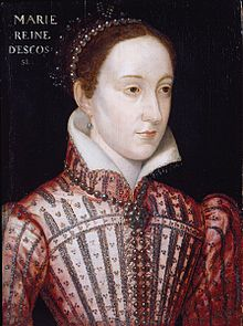 The relationship of Elizabeth I & Mary Queen of Scots in letters – part one