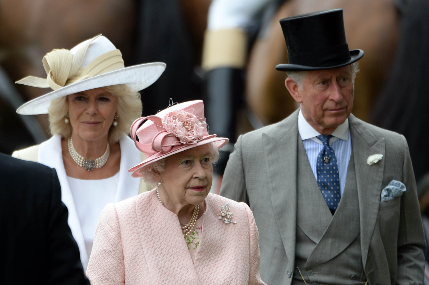 Prince Charles and The Queen have plenty to do this week at CHOGM. i-images