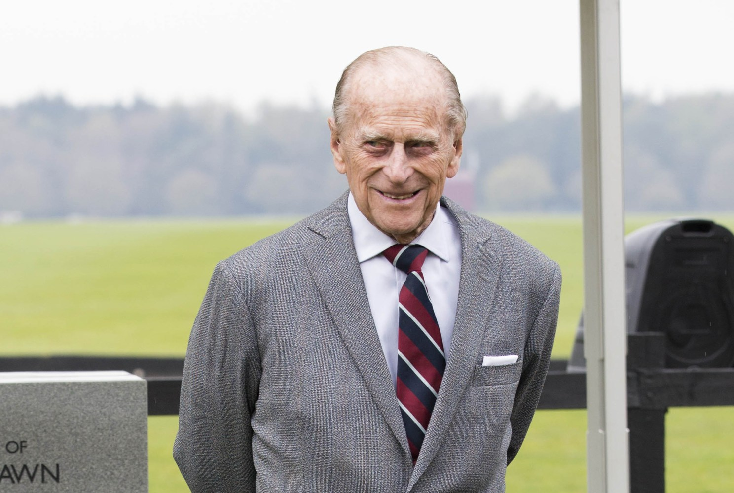 Prince Philip,The Duke of Edinburgh. Picture by i-Images