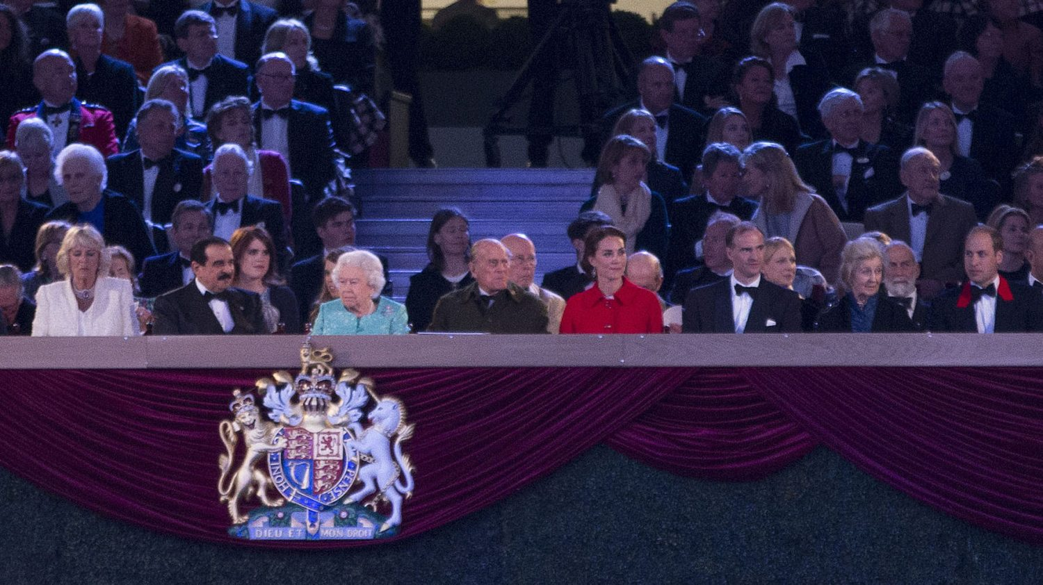 The Queen's 92nd birthday is to be celebrated with a concert at the Royal Albert Hall; she will be joined by other Royals. Picture by Stephen Lock / i-Images