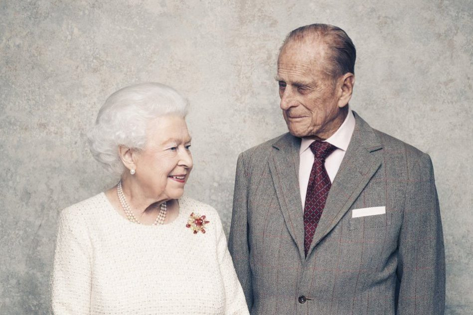 the queen and prince philip are britain's longest married monarch and consort!