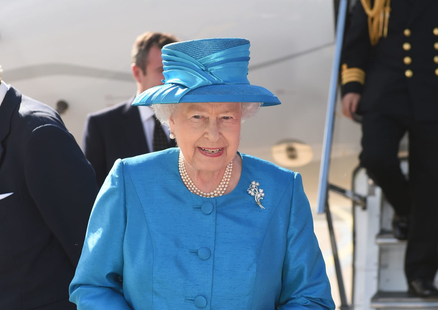 The Queen has made a donation to the Hurricane Dorian relief fund with the Red Cross (Northern Ireland Office/ M T Hurson/Harrisons)