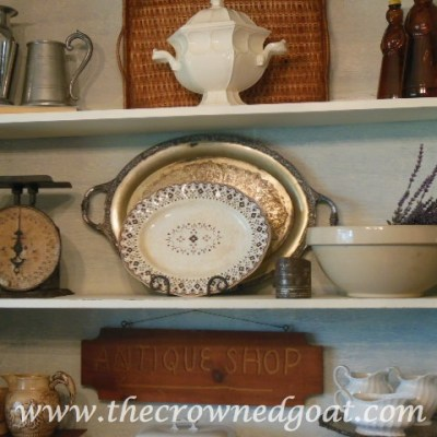 Styling the Dining Room Buffet and Hutch