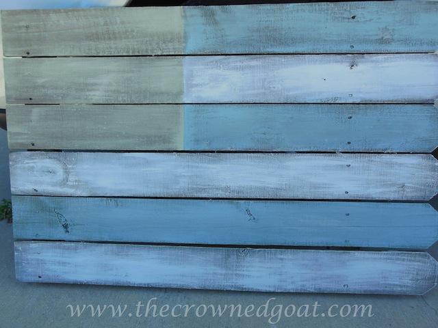 070214-4 Patriotic Inspiration: Coastal Flag Crafts Holidays