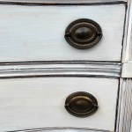 Miss Mustard Seed Milk Paint Dresser Makeover