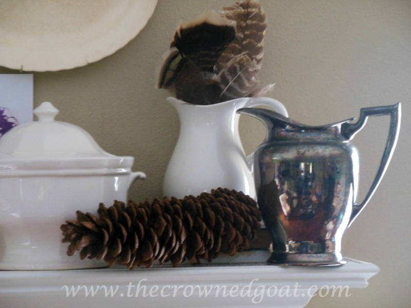 091914-2 Fall Blog Series: Mantle Decorating Holidays