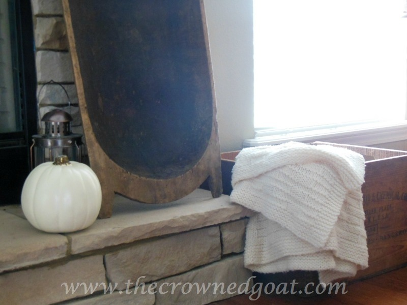 091914-6 Fall Blog Series: Mantle Decorating Holidays