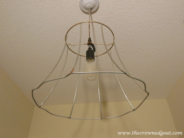 041614-12 Laundry Room Lighting: From Lampshade to Pendant Light Decorating