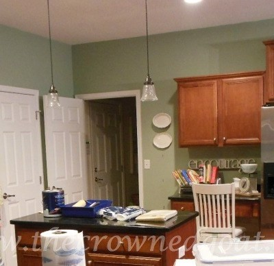 The Kitchen Diaries Part 1 – Choosing a Paint Color