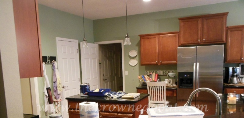 100814-1 The Kitchen Diaries Part 1 – Choosing a Paint Color  Decorating