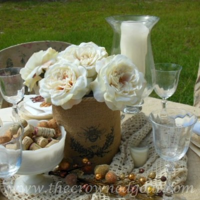 Best of Fall Tablescapes