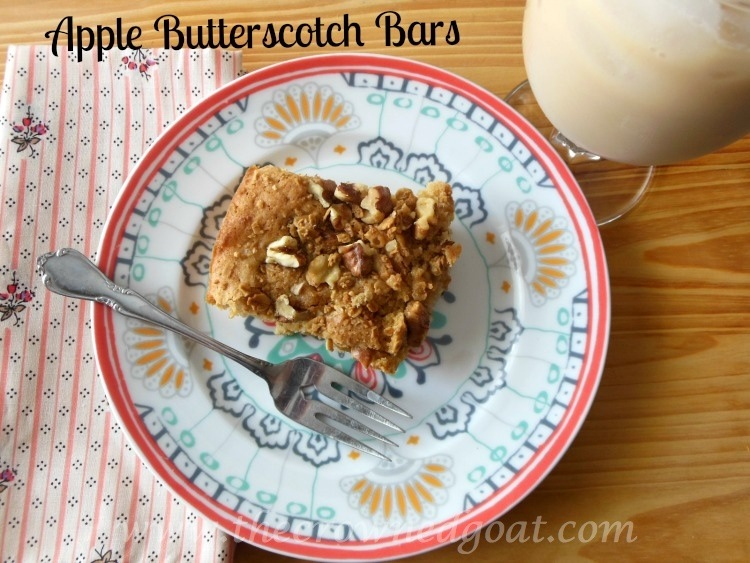 Apple-Butterscotch-Bars-102414-8 Feel Good Friday #6 Baking