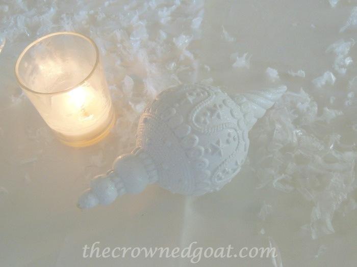 120514-7 Holiday Blog Series: Winter Wonderland Tablescape Christmas Decorating Holidays