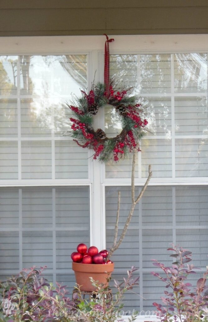 121514-6-Berry-Wreath-663x1024 2014 Christmas Porch Decorating Holidays
