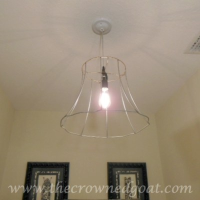 Laundry Room Lighting: From Lampshade to Pendant Light